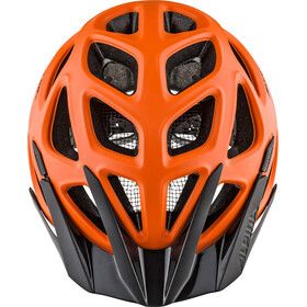 Alpina Mythos 3.0 L.E. - Casque de vélo - orange/noir